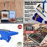 Ultimate Blacksmith Starter Kit – Anvils South Africa
